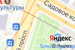 Схема проезда до компании Gs-trade в Москве
