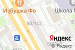 Схема проезда до компании Единый Городской Юридический Центр в Москве
