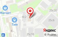 Схема проезда до компании Агора Строй в Москве