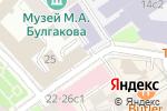 Схема проезда до компании ЭЛКО профи в Москве