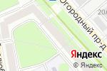 Схема проезда до компании Ля мур в Москве