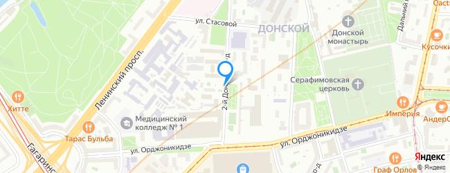 проезд Донской 2-й