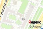 Схема проезда до компании М.К.АРИСТИТ в Москве