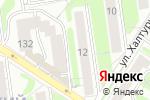 Схема проезда до компании Продуктовый магазин в Туле