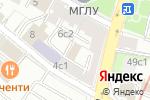 Схема проезда до компании Центр традиционной фитотерапии и гирудотерапии Е.И. Мингинович в Москве