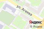 Схема проезда до компании Золотой Жук в Туле