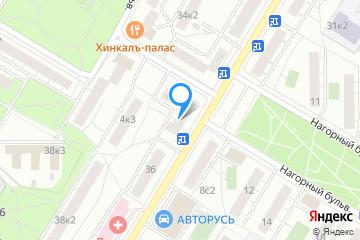 Афиша места Спорт-бар на Нагорном бульваре