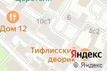 Схема проезда до компании Ducky & Duck в Москве