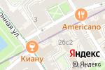 Схема проезда до компании Киноспектакль в Москве