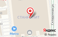 Схема проезда до компании Вентэйр в Москве