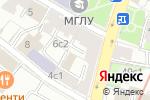 Схема проезда до компании За границу в Москве