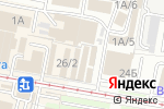 Схема проезда до компании Магазин товаров для дома и сада в Туле