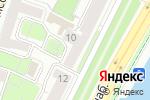 Схема проезда до компании Хороший пол в Москве