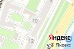 Схема проезда до компании Студия хореографии в Москве