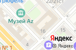 Схема проезда до компании Тур Компани в Москве
