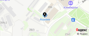 ARK SERVICE на карте Москвы