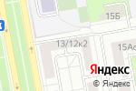 Схема проезда до компании Управление культуры Северо-Восточного административного округа в Москве