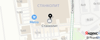 ADIAVTO на карте Москвы