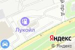 Схема проезда до компании Колибри авто в Москве