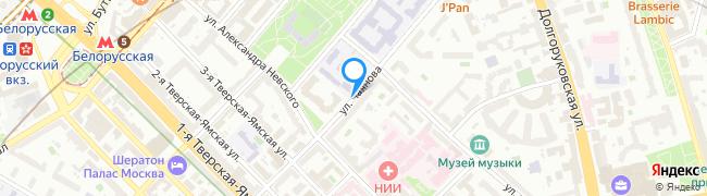 улица Чаянова
