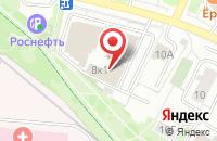 Схема проезда до компании е-Стайл Групп в Москве