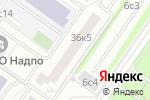 Схема проезда до компании LEADS в Москве