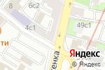 Схема проезда до компании Perlamare в Москве