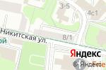 Схема проезда до компании Россия без наркотиков в Москве