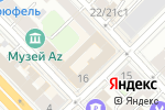 Схема проезда до компании Prazdniki PRO в Москве