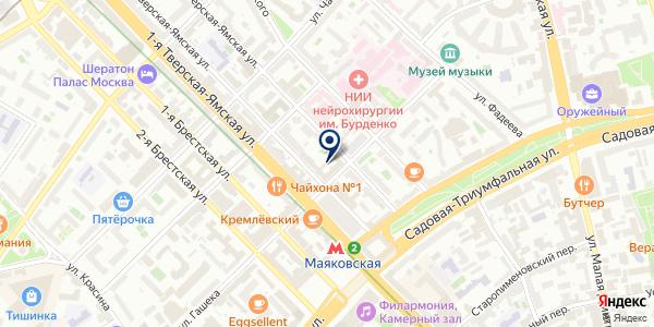 АО ТОРГОВАЯ КОМПАНИЯ АРМАТУРЫ ГРУП на карте Москве