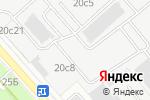 Схема проезда до компании Огородный в Москве