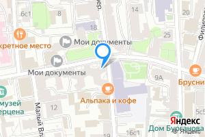 Снять однокомнатную квартиру в Москве Староконюшенный пер., 25