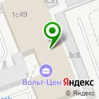 Местоположение компании БРЕНТА