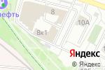 Схема проезда до компании Кирилл и Мефодий в Москве