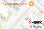 Схема проезда до компании Музыкальное обозрение в Москве