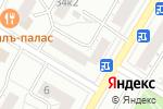 Схема проезда до компании Арамье в Москве