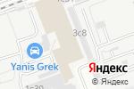 Схема проезда до компании ВИПТЕСТ в Москве