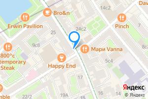 Снять двухкомнатную квартиру в Москве м. Пушкинская, Малая Бронная улица