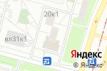 Схема проезда до компании Прок в Москве