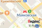 Схема проезда до компании Департамент развития малого и среднего предпринимательства в Москве
