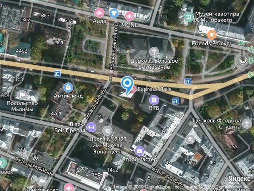 Сдается 1-комнатная квартира, 42 м², Москва, Большая, 35