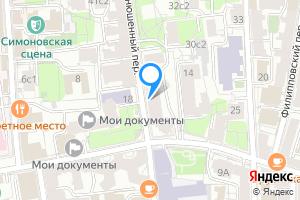 Комната в однокомнатной квартире в Москве м. Кропоткинская, Староконюшенный переулок, 26
