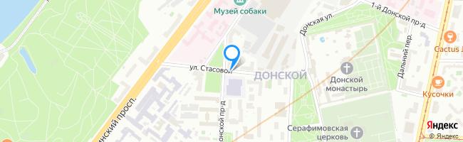 улица Стасовой