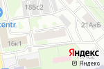 Схема проезда до компании СДИ в Москве