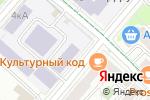 Схема проезда до компании КБ Банк торгового финансирования в Москве