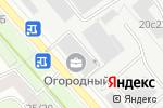 Схема проезда до компании Бествинд в Москве