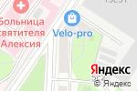 Схема проезда до компании Мебельный бизнес в Москве