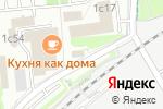 Схема проезда до компании С акцентом в Москве