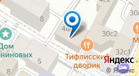 Компания Посольство Сирийской Арабской Республики в г. Москве на карте