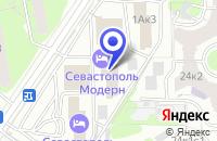 Схема проезда до компании ТФ КАБЕЛЬОПТТОРГ в Москве